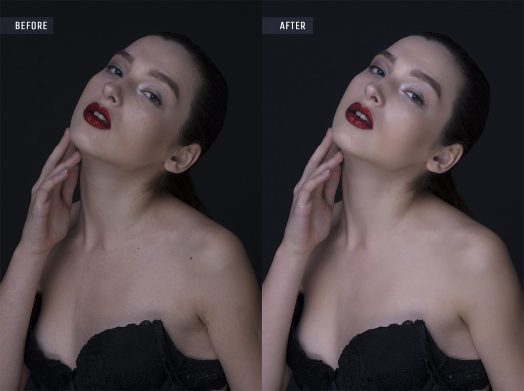 portrait retouching services in India