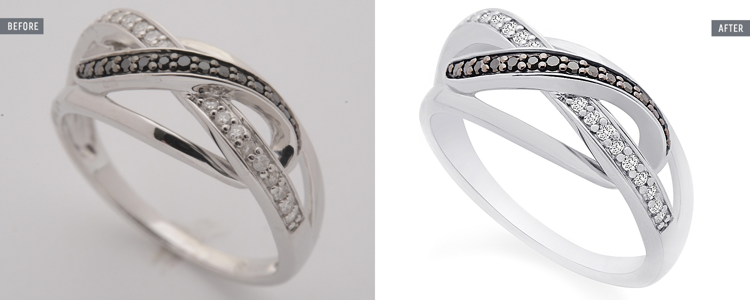 jewellery image editing