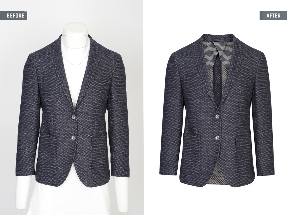 Mannequin Image Editing Services