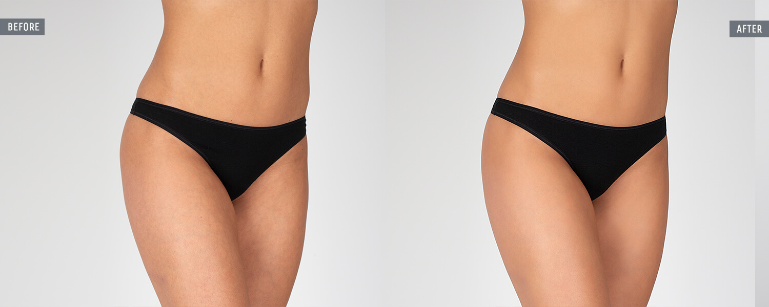 image editing for underwear
