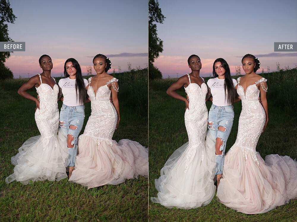 fashion apparel photo retouching