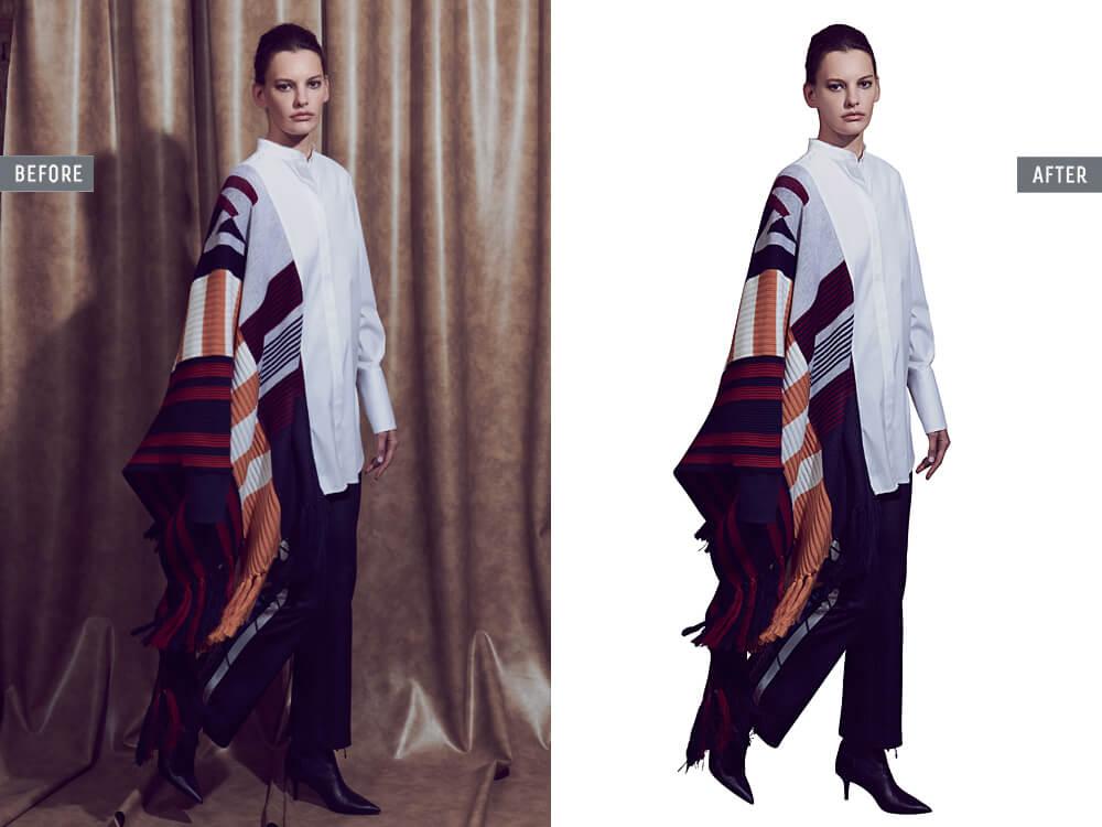 fashion photo retouching services